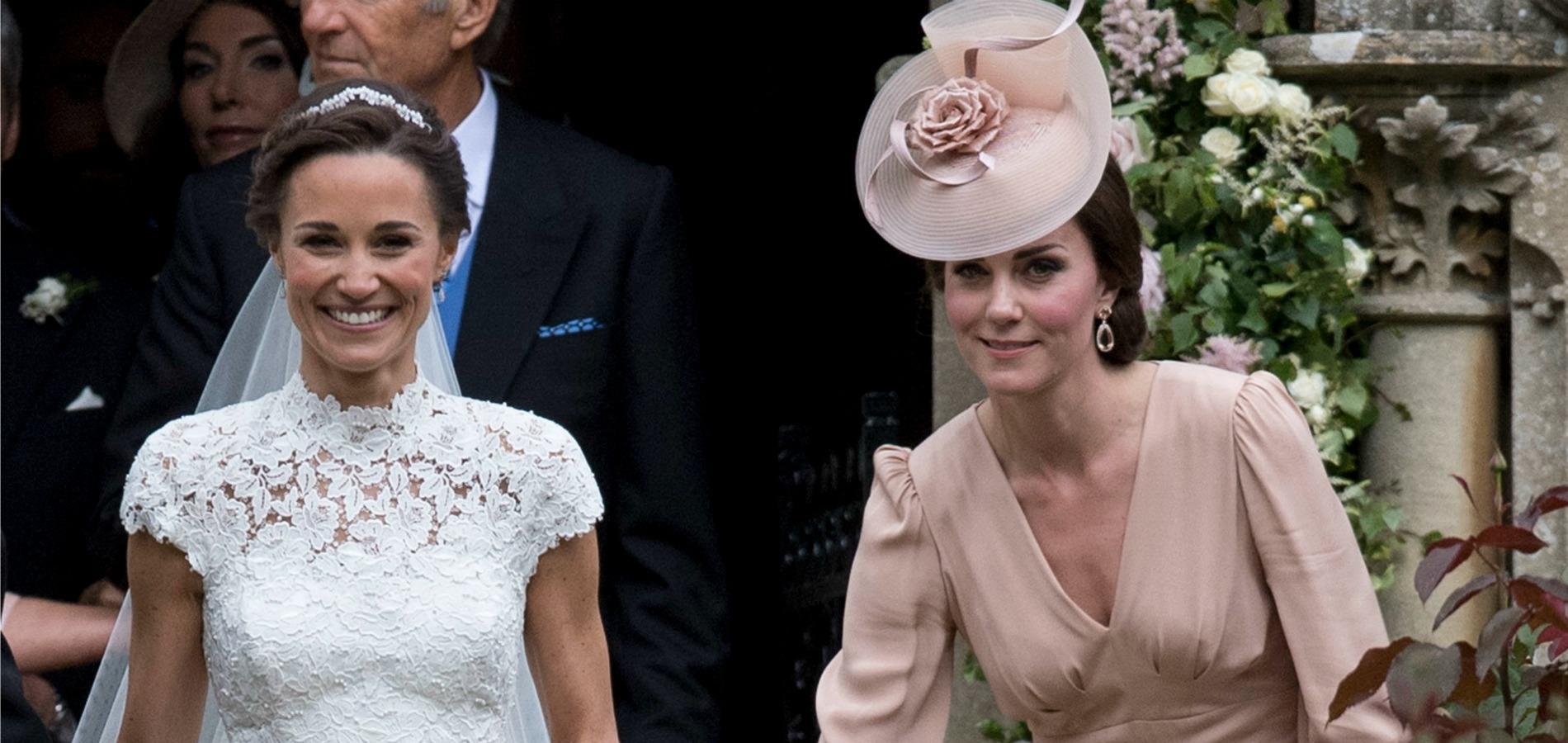 Kate Middleton, invitée parfaite au mariage de Pippa en Alexander McQueen