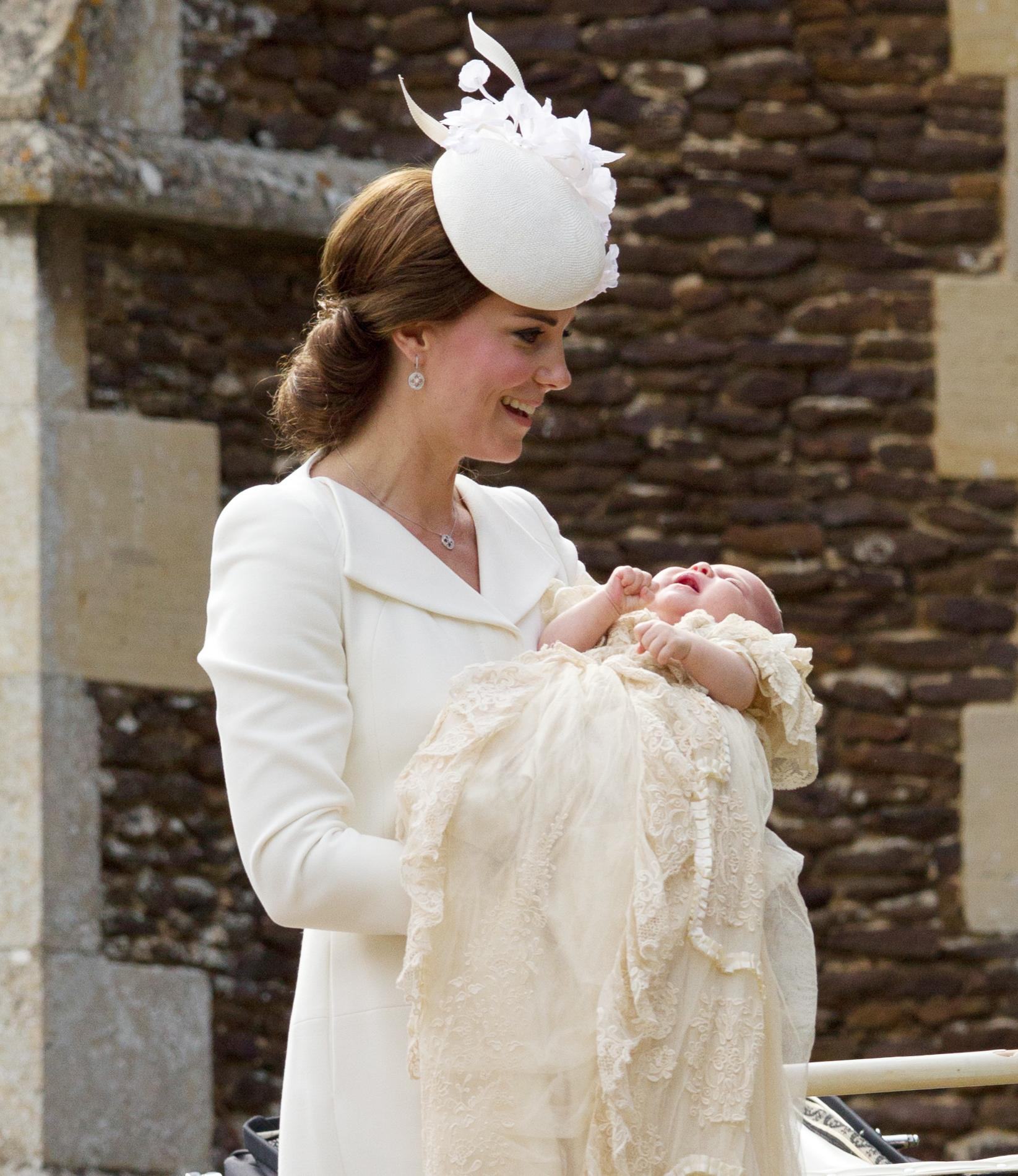 Kate Middleton et Charlotte de Cambridge : une mère et sa fille très assorties