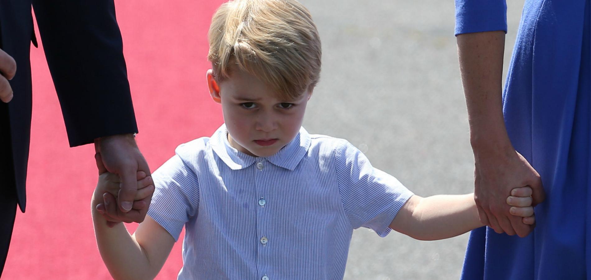 Kate Middleton accompagnera le prince George pour son premier jour d'école