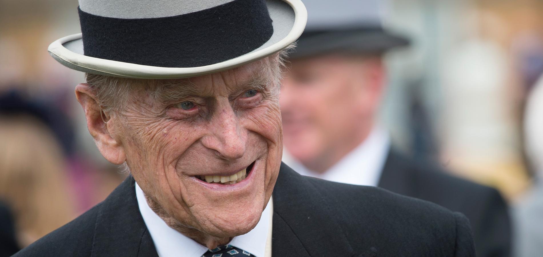 À 96 ans, le prince Philip tire sa révérence