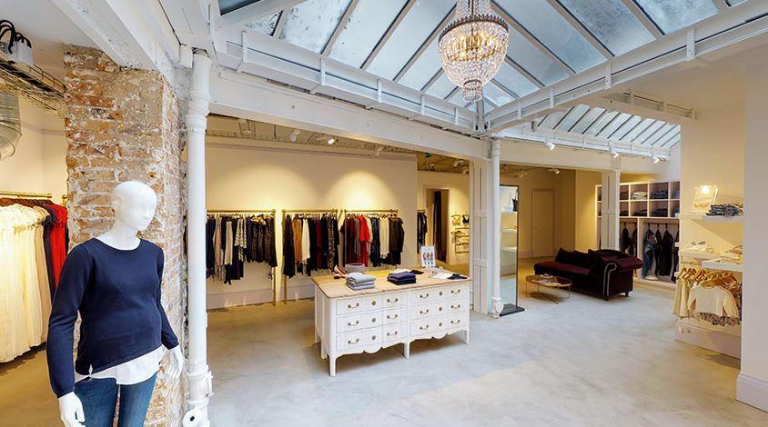 La nouvelle boutique Séraphine