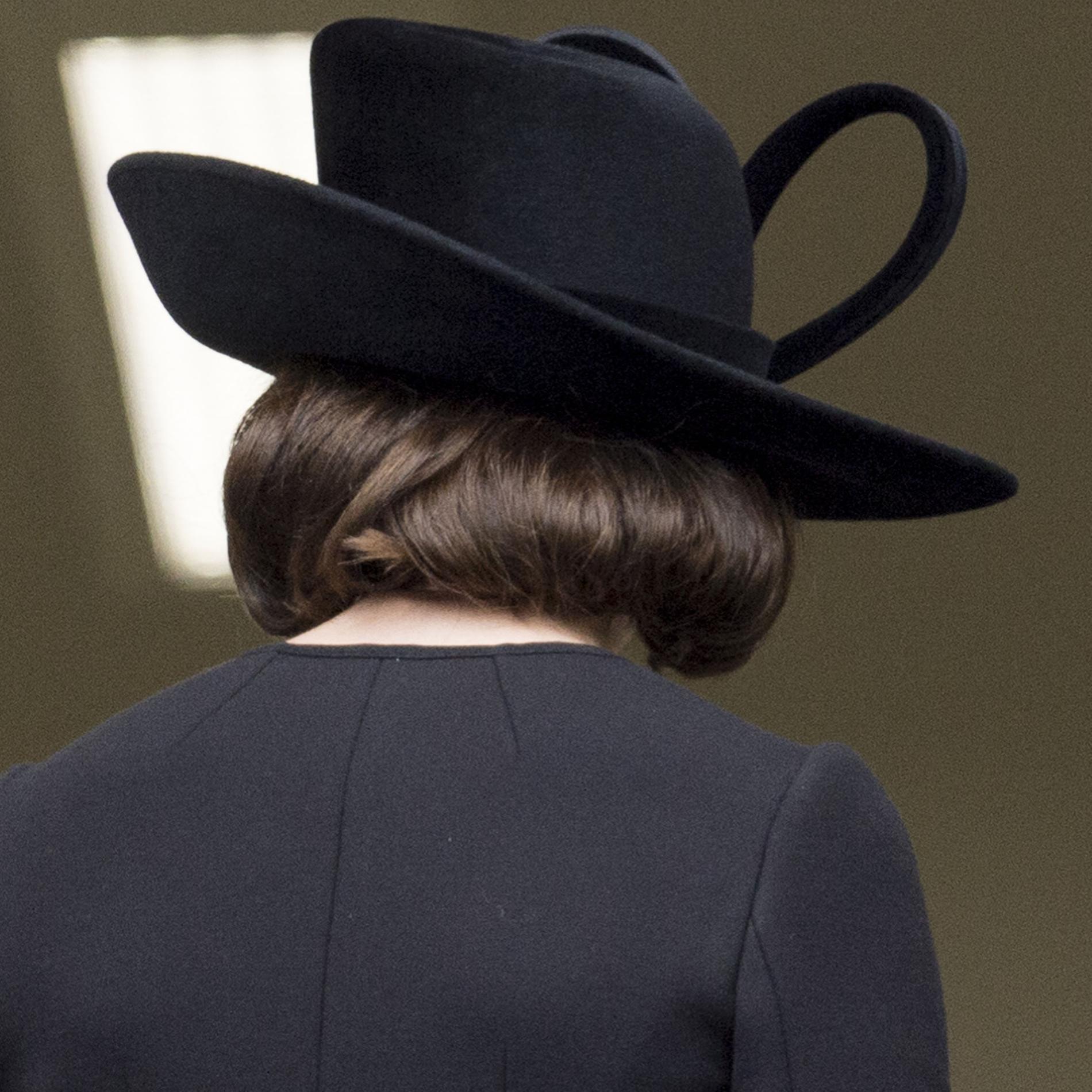 Kate Middleton adopte une coupe au carré temporaire