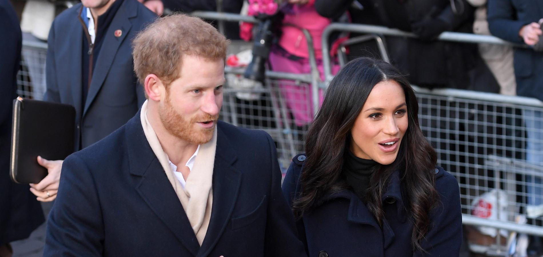 """Et si """"Love Actually"""" avait prédit la romance entre Meghan Markle et le prince Harry ?"""