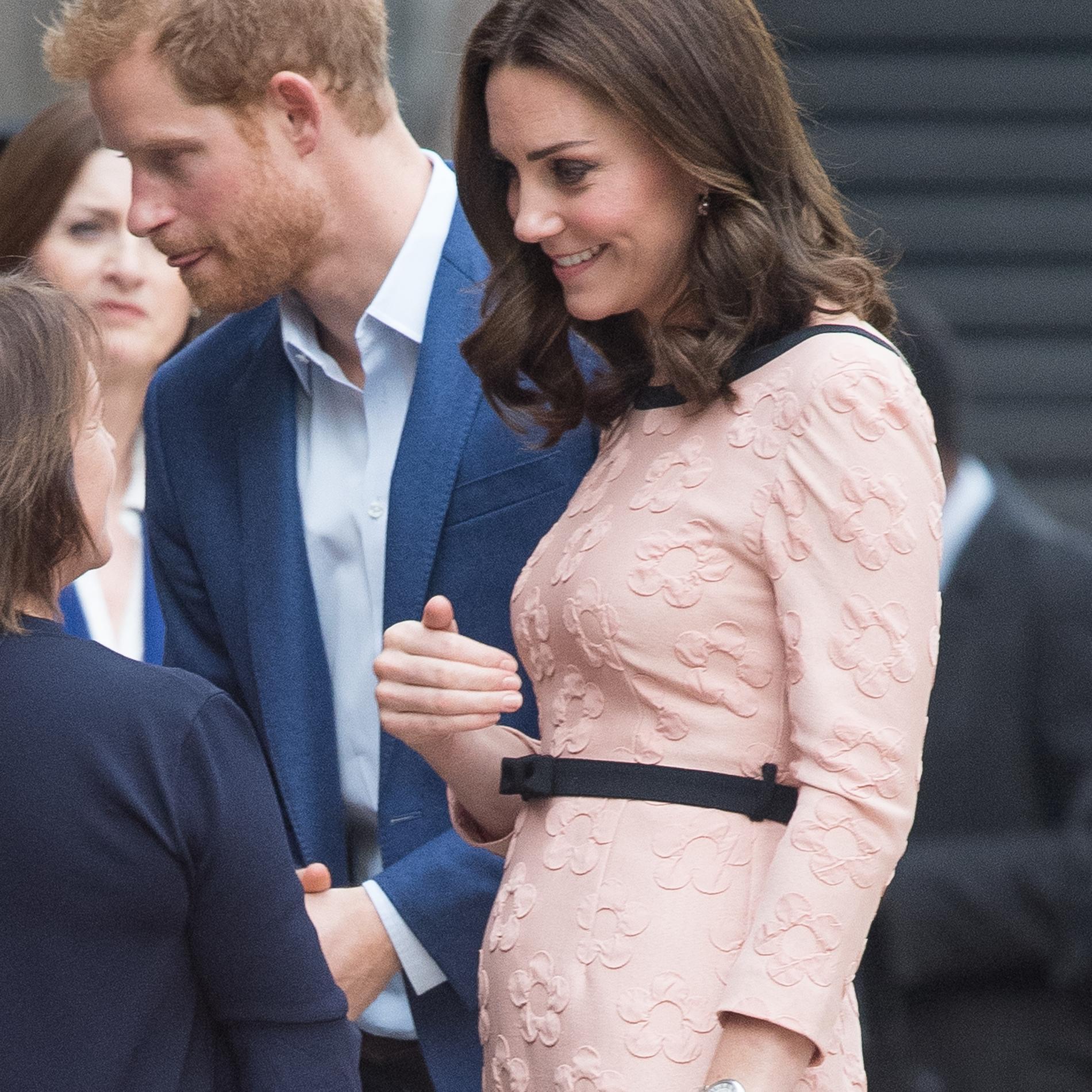 Les naissances de l'année 2018 - Kate et William de Cambridge