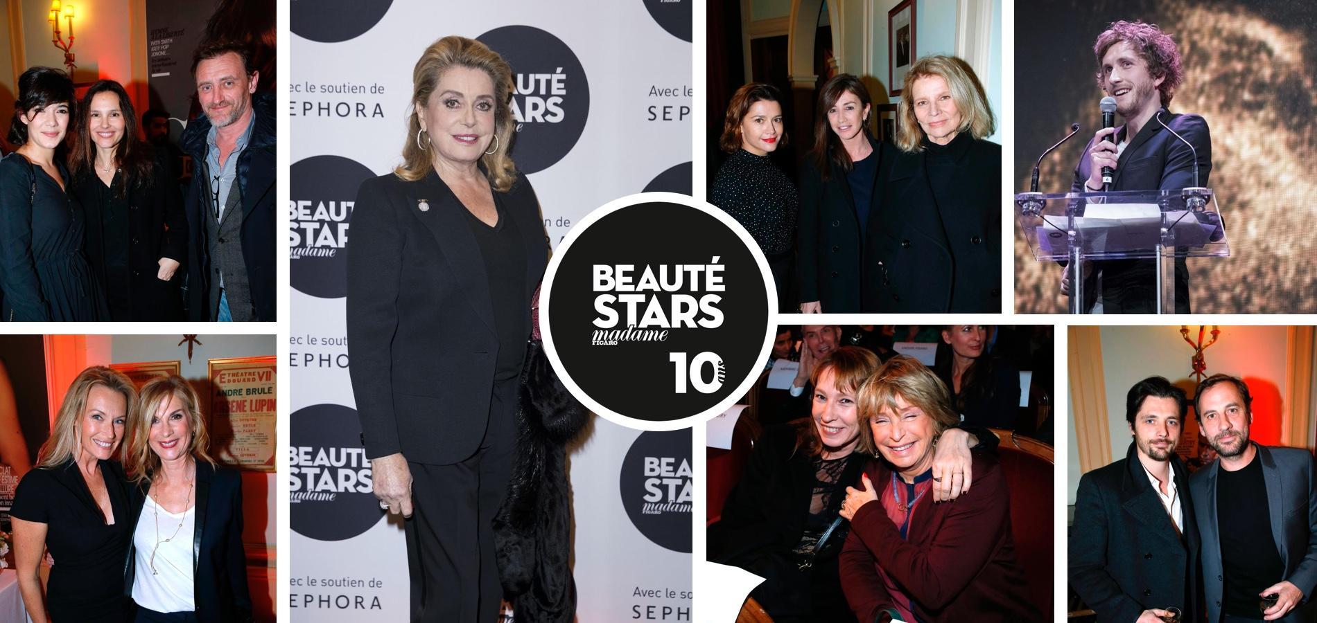Prix Beauté Star Madame Figaro : quand la beauté fait son cinéma
