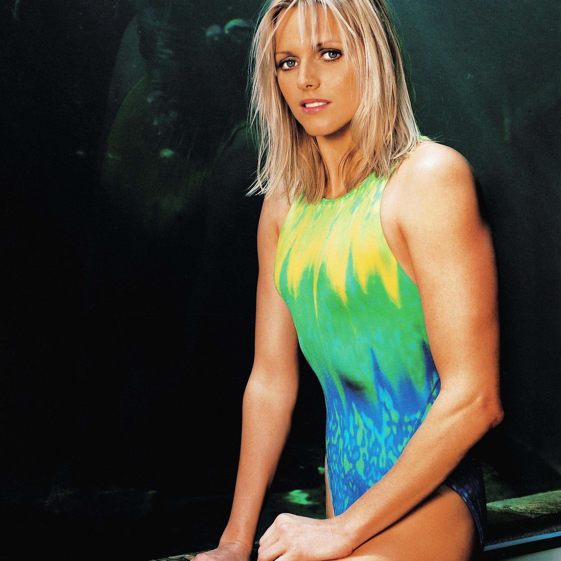 Charlene Wittstock en 2001