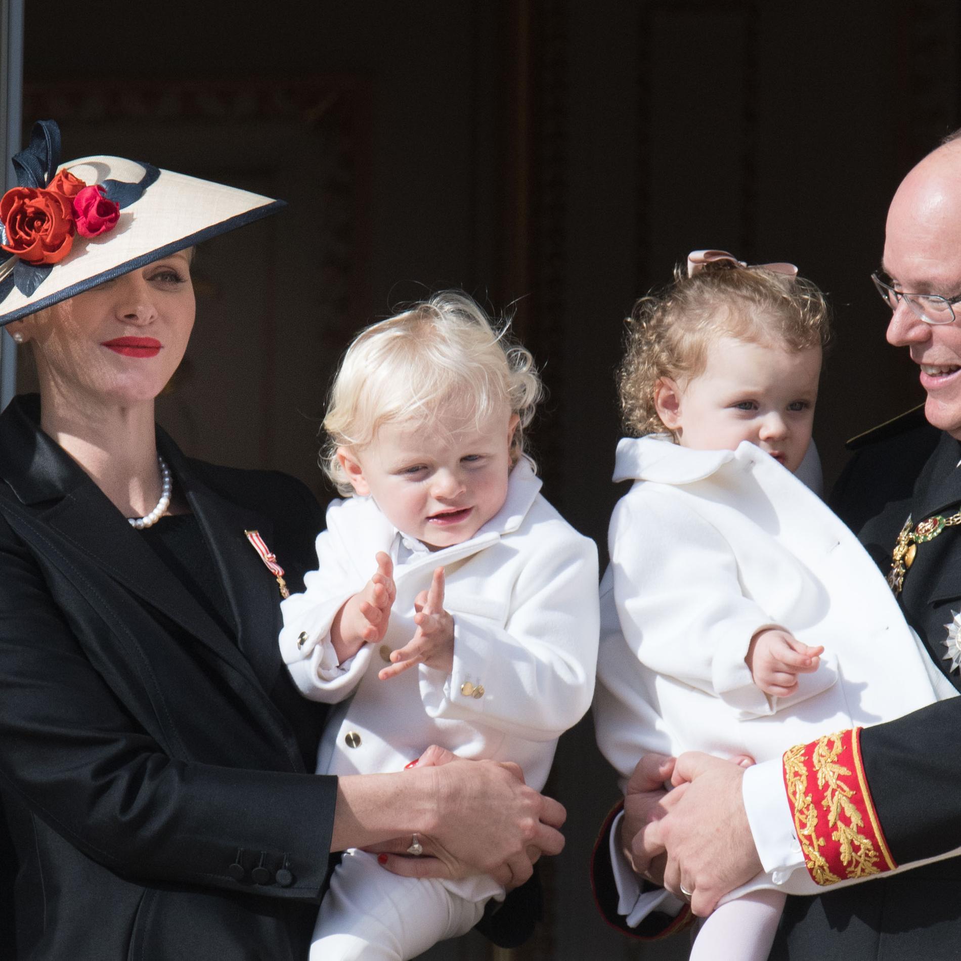 Jacques et Gabriella, les jumeaux princiers de Monaco