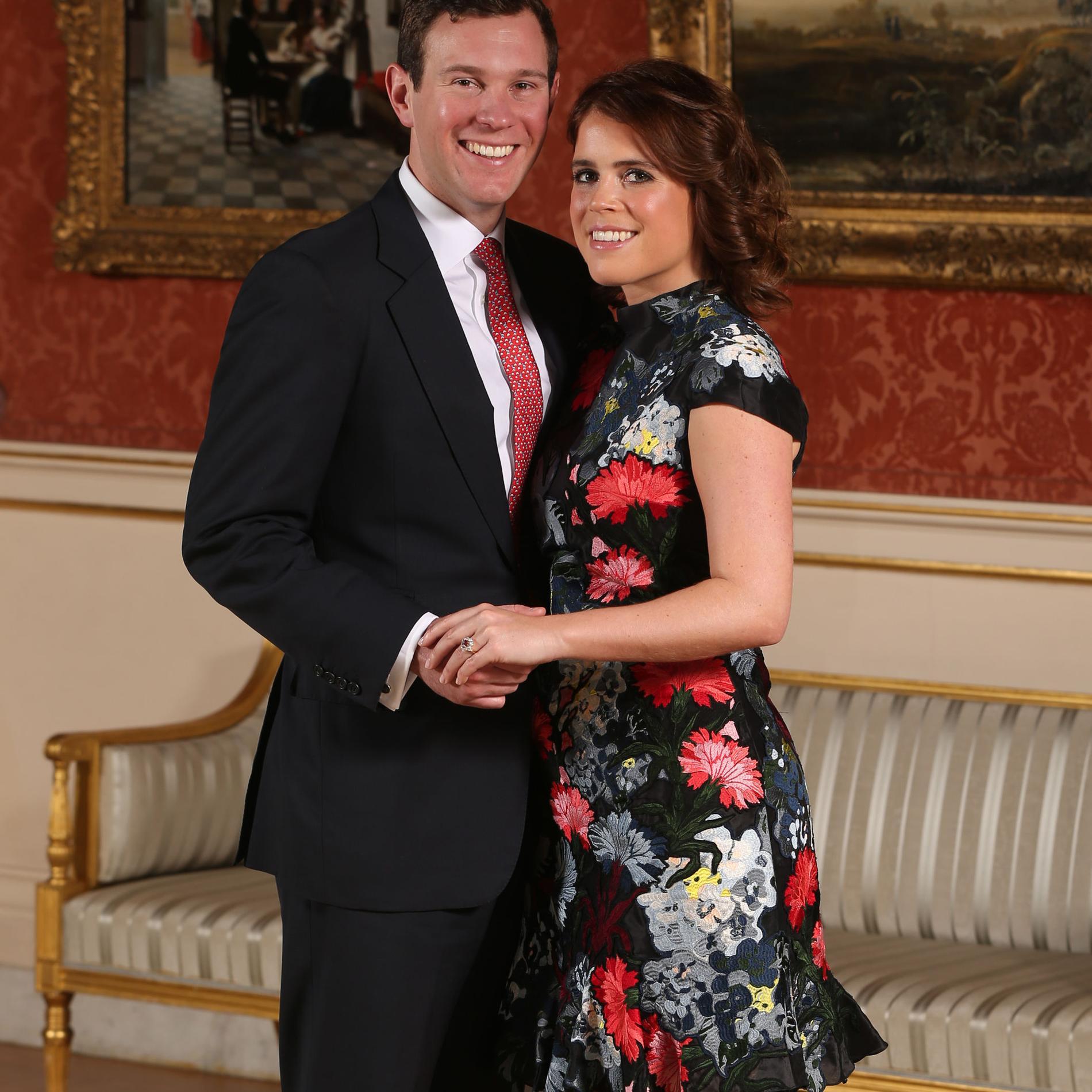 Princesse Eugenie et Jack Brooksbank
