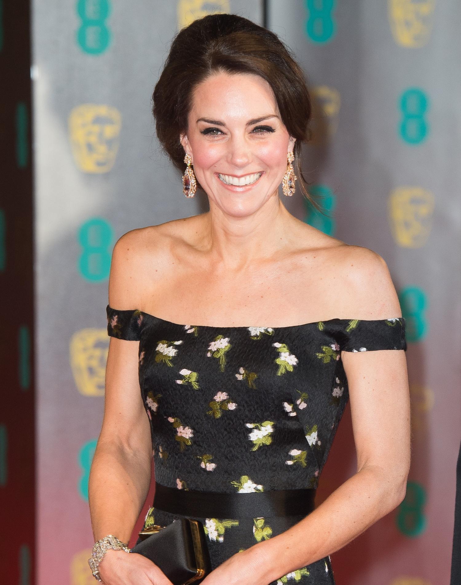 Kate Middleton portera-t-elle du noir à la cérémonie des Bafta ?