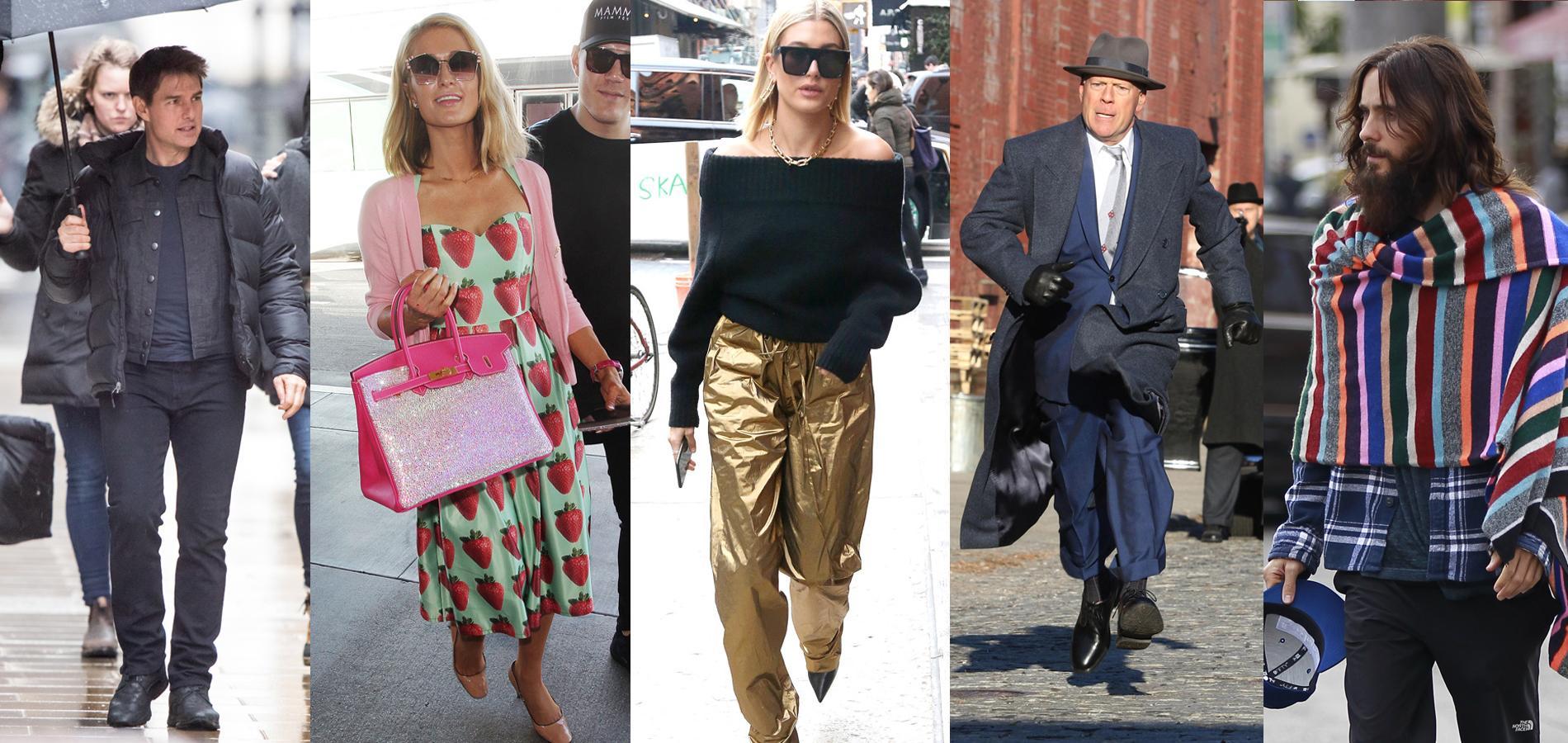 Emilia Clarke, Tom Cruise, Bruce Willis : la semaine people