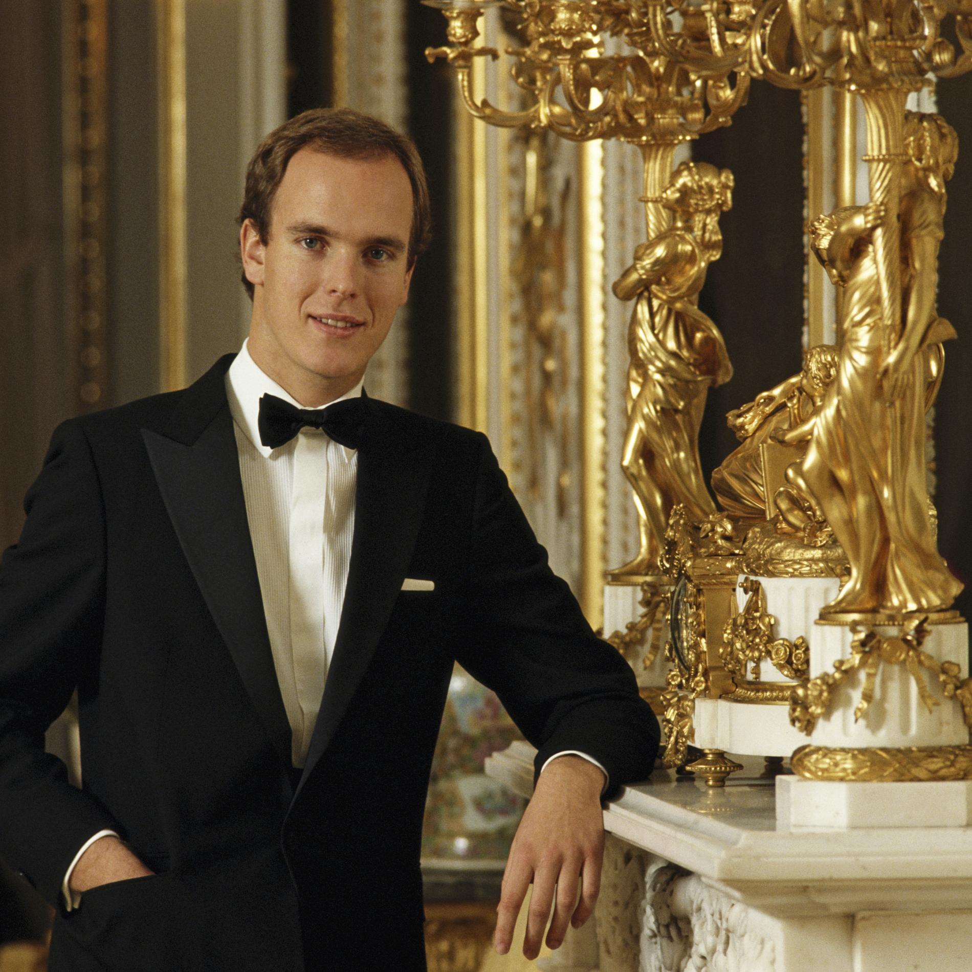 Albert de Monaco, né pour régner