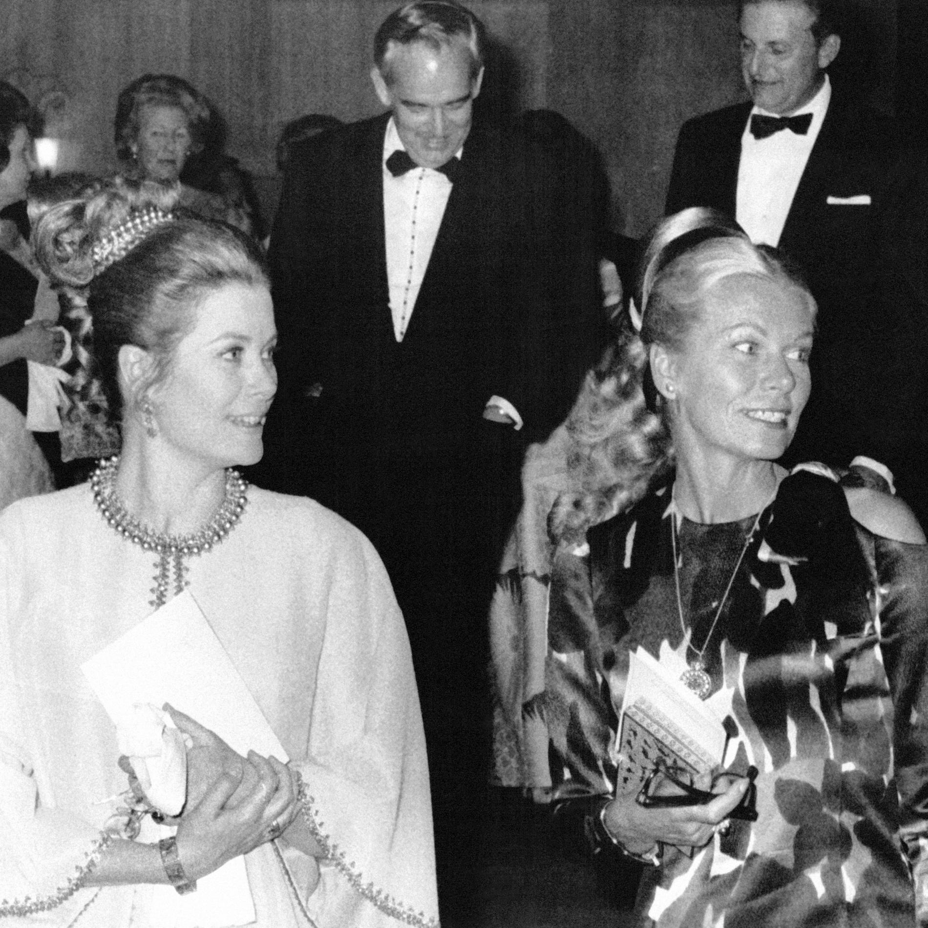 Bal de la rose : plus de 60 ans de looks à Monaco - 1969
