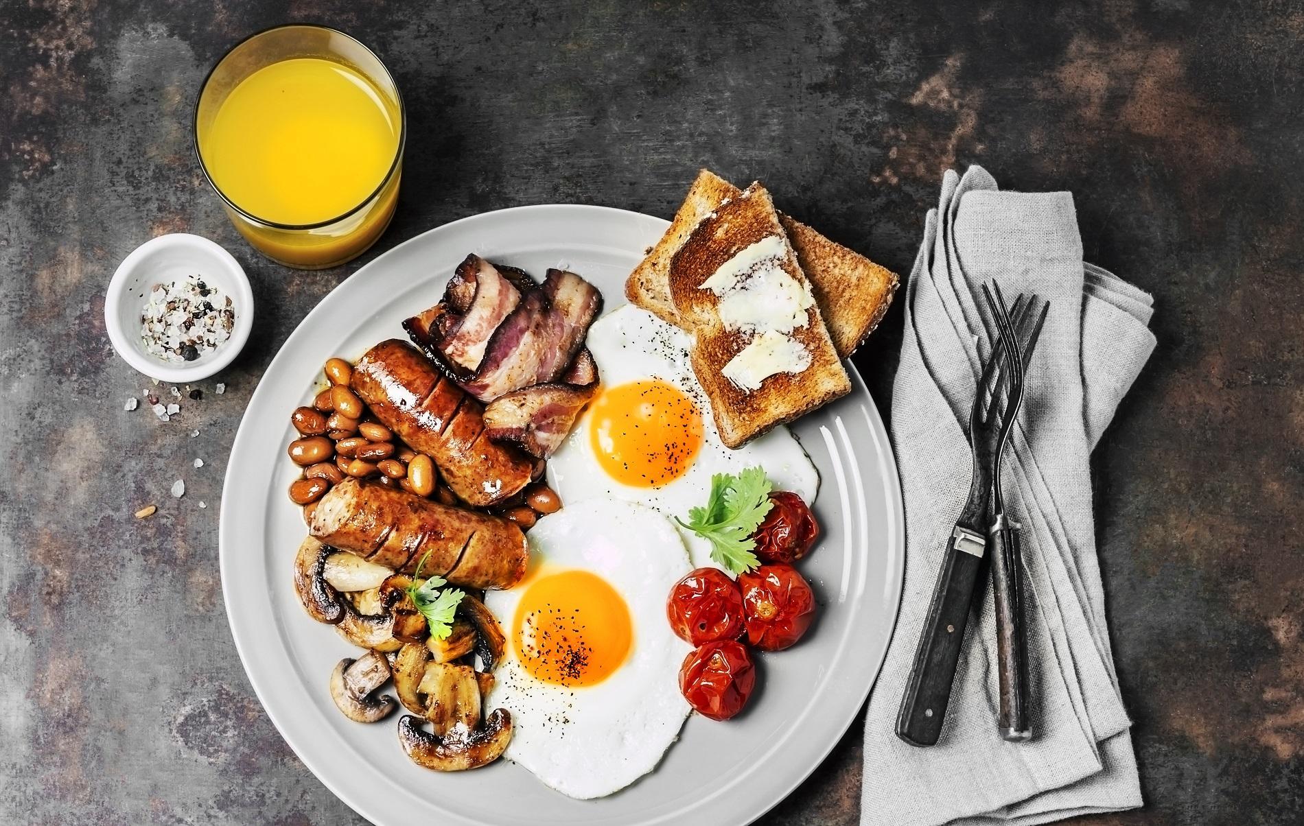 Pour votre bien, mangez du gras au petit-déjeuner