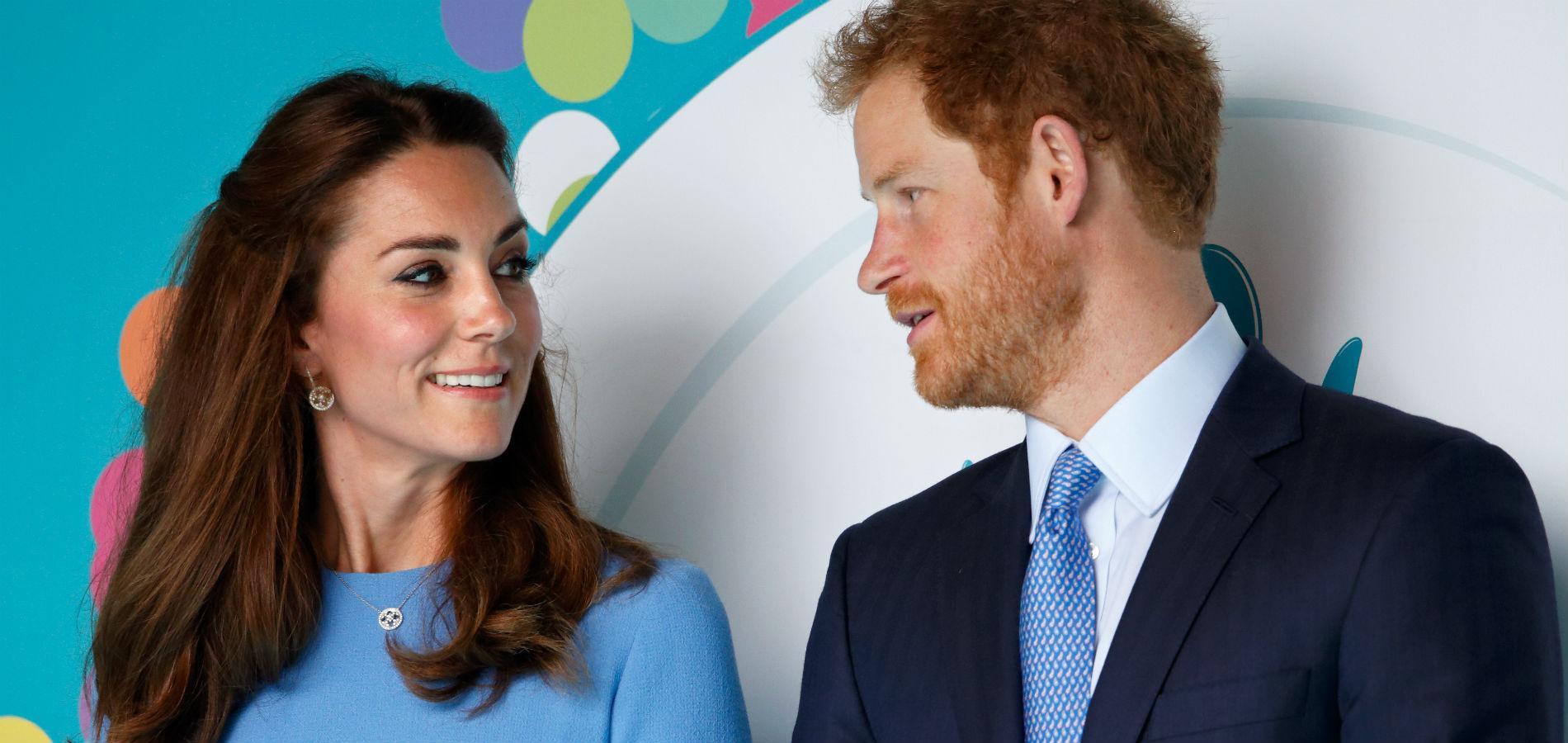 Kate Middleton aurait arrangé des rendez-vous galants pour le prince Harry