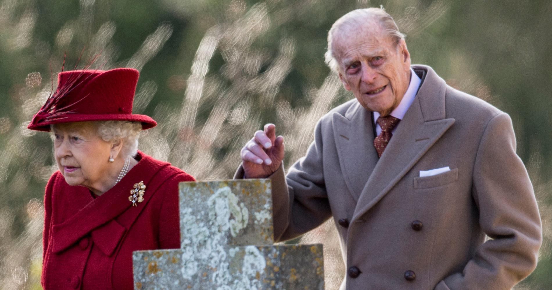 Le prince Philip de nouveau hospitalisé