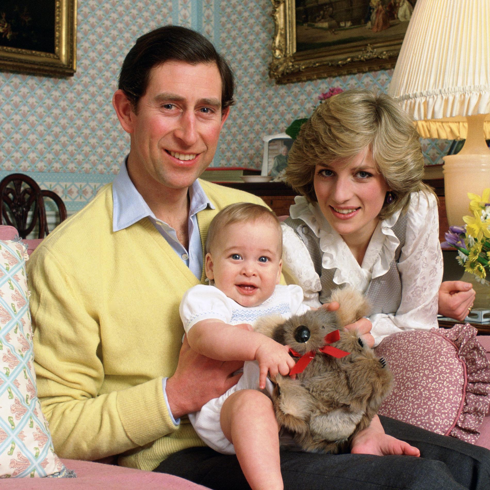 Les bébés de la famille royale britannique