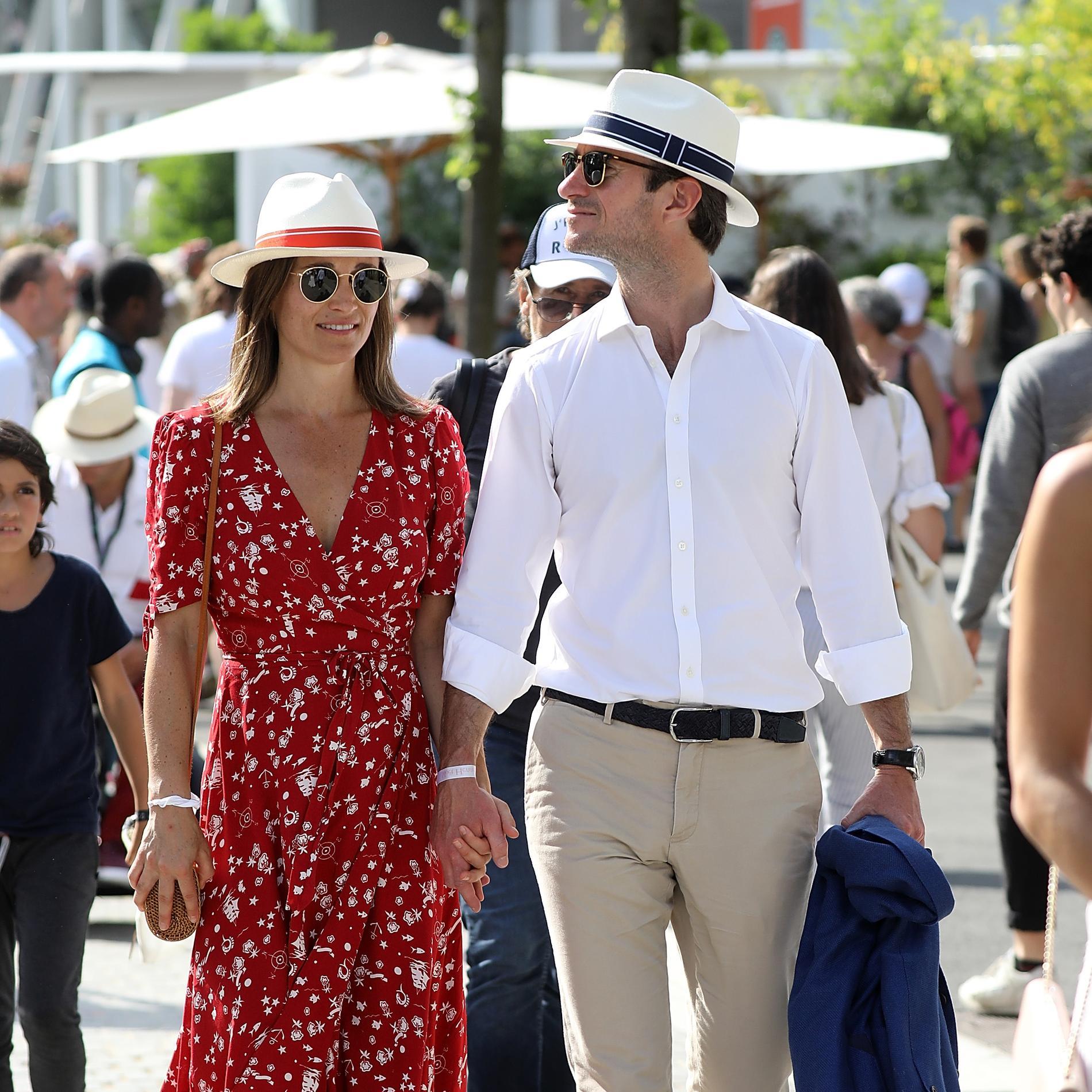 Les people à Roland-Garros