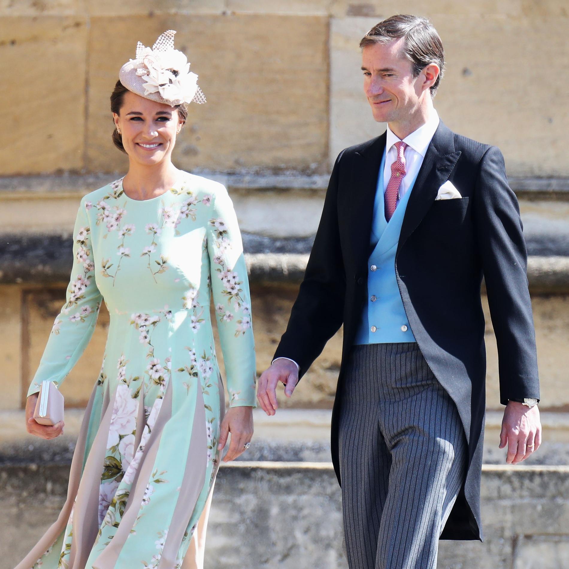 Match mode du mariage royal : Hollywood vs. noblesse britannique - Pippa Middleton