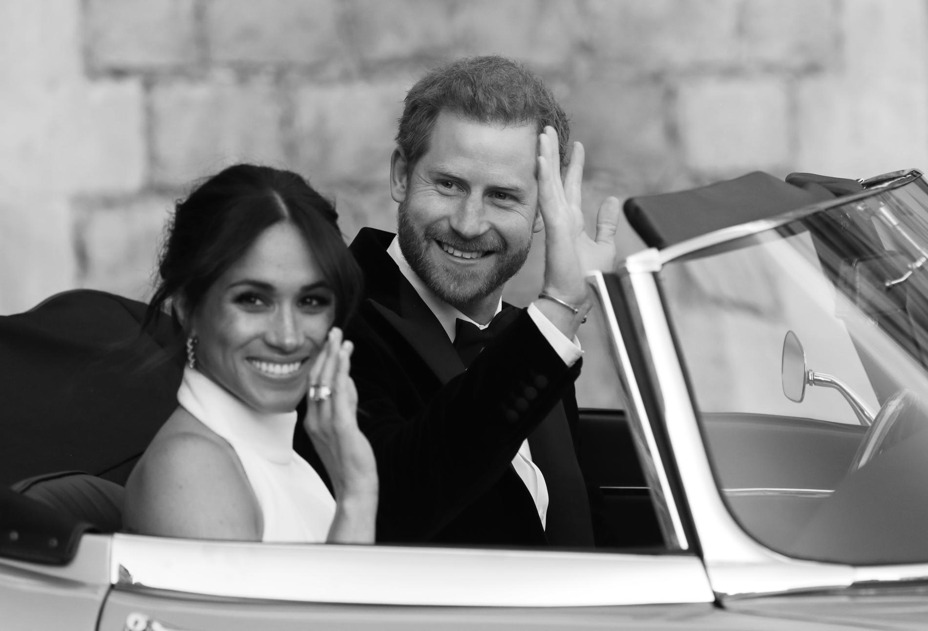 La lune de miel du prince Harry et de Meghan Markle décalée