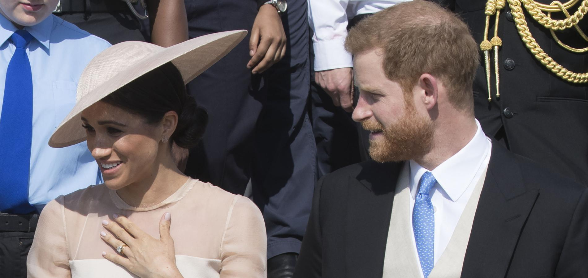Lune de miel, bébé, déménagement: que deviennent Meghan Markle et le prince Harry ?