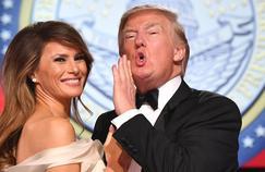 Les douze faux pas de Melania Trump à la Maison-Blanche