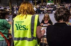 Les Irlandais se réjouissent de la légalisation de l'IVG