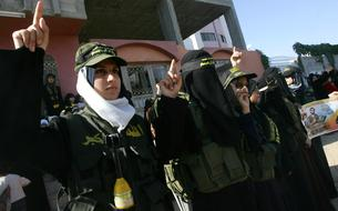 Les femmes djihadistes, chaque jour plus nombreuses