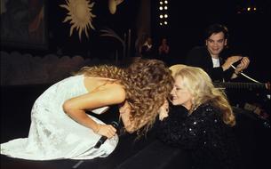 Quand Vanessa Paradis et Jeanne Moreau chantaient