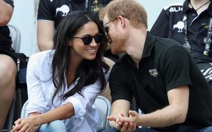 Le prince Harry présente officiellement sa petite amie en public