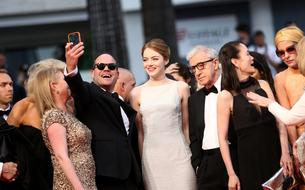 Ces selfies qu'on ne verra plus au Festival de Cannes