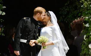 Entre rires et émotion, tous les moments forts du mariage de Meghan et Harry