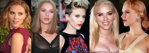 Scarlett Johansson : le meilleur (et le pire) de ses coiffures en 25 photos