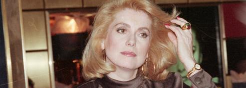 Catherine Deneuve : retour en images sur ses plus belles coiffures