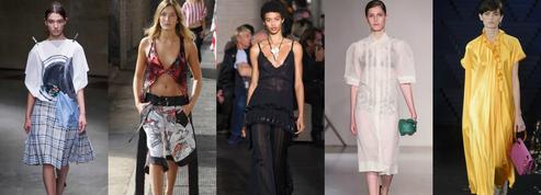 La Fashion Week de Londres s'achève sur une ode à la féminité