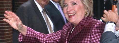 L'hilarant tacle de Hillary Clinton contre le