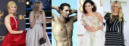 Camille Lacourt, Selena Gomez, Claudia Schiffer : la semaine people