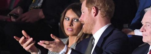 Emmanuel Macron, Melania Trump et le prince Harry : la semaine people