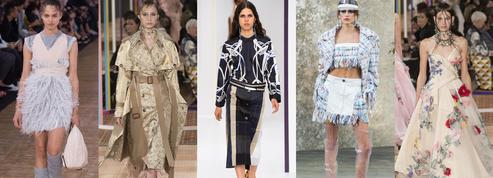 Chanel, Alexander McQueen, Hermès... La mode grandeur nature de la Fashion Week