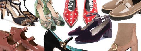 Les 40 paires de chaussures pour affronter la saison avec style