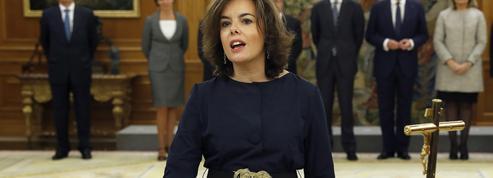 Qui est Soraya Saenz de Santamaria, la femme la plus puissante d'Espagne