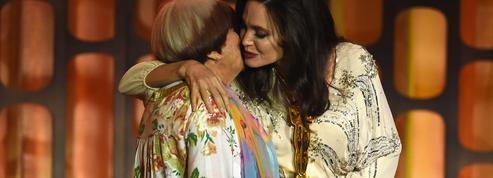 Agnès Varda et Angelina Jolie, la danse qui a ému Hollywood
