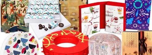 La Pâtisserie des Rêves, Pierre Marcolini, Alan Ducasse... Les calendriers de l'Avent les plus gourmands de 2017