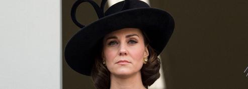 Kate Middleton s'essaie au carré court