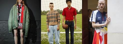 Le foot, longtemps méprisé par la mode, aujourd'hui adulé sur les podiums