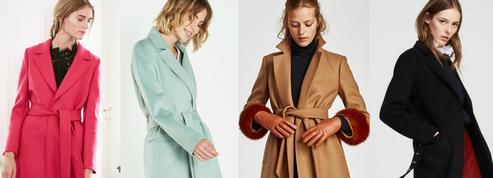 Quinze manteaux à ceinturer pour se protéger de l'hiver