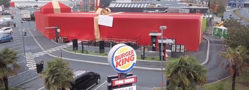 Burger King offre un restaurant à son plus grand fan français