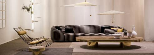 Fendi, la mode bien dans ses meubles