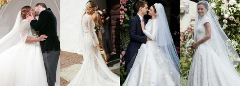 Pippa Middleton, Alicia Vikander, Serena Williams... Elles se sont mariées en 2017