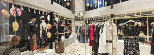 Dior ouvre une boutique éphémère sur le thème du tarot à Paris