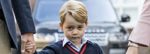 Le prince George a incarné le mouton dans la crèche de Noël de son école